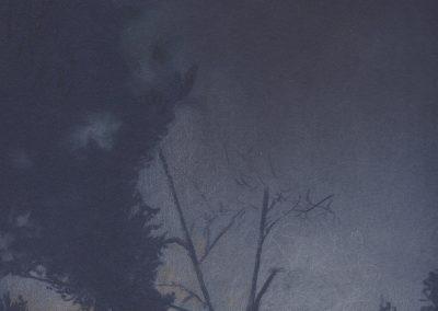 Moon Over Ein Karem